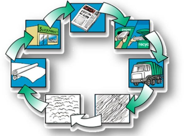 recovery recycling of pet